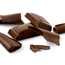 Virutas de chocolate