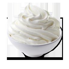 Espuma de yogur